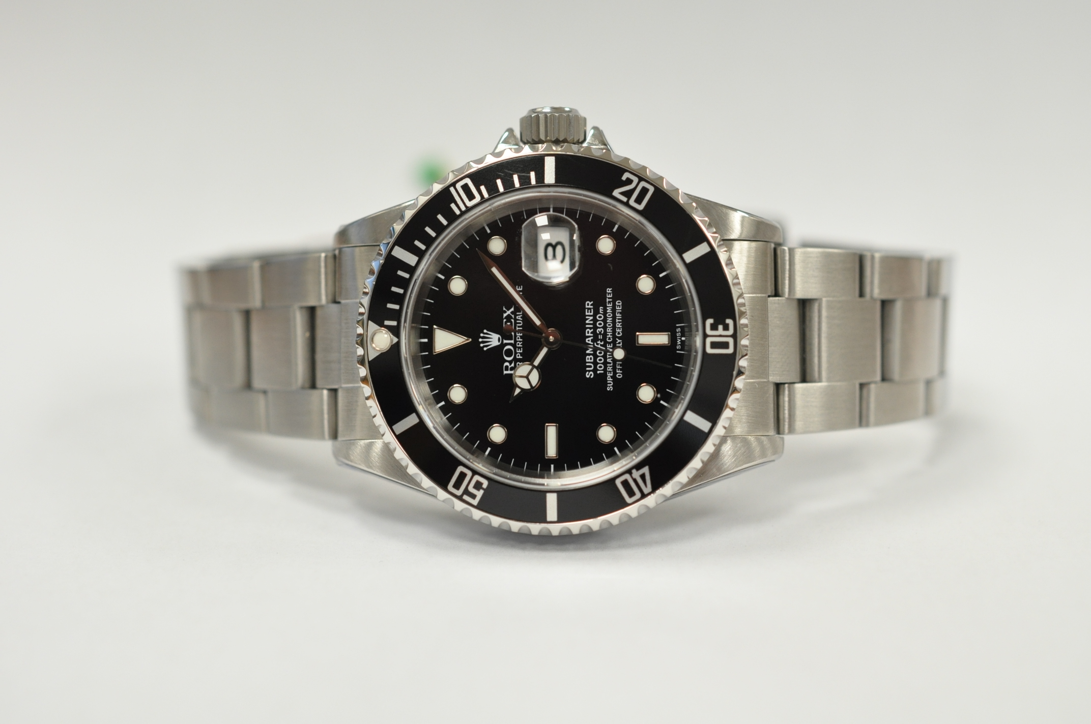 1999 NATO Issued Submariner-Date