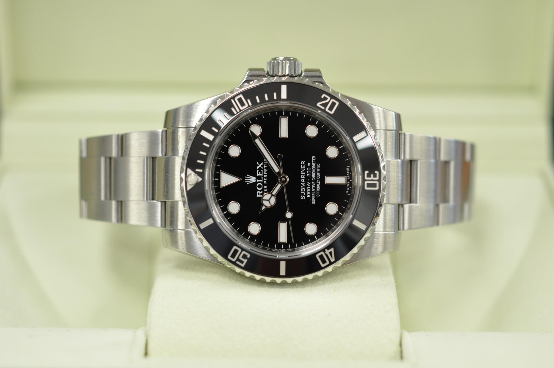 2012 Submariner 114060
