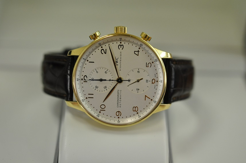 Gold Portugieser 18ct Gold IW371416