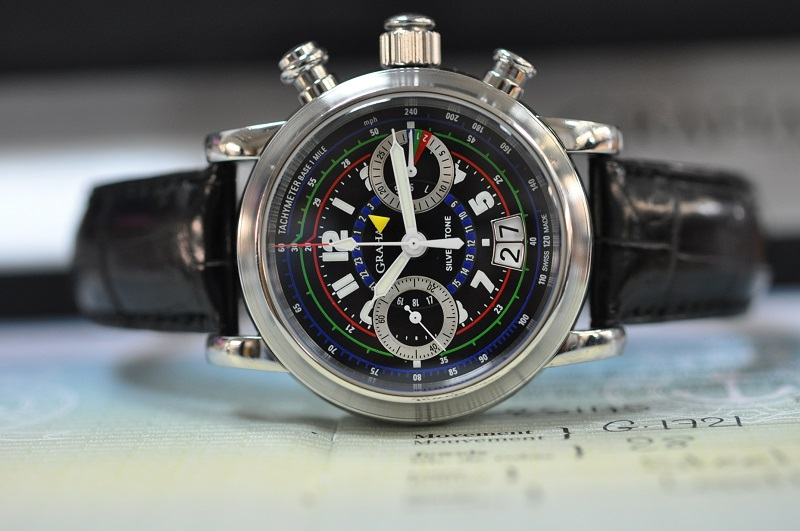 Siverstone Flyback Chrono