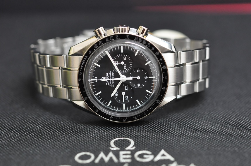 New Speedmaster  'Moonwatch'