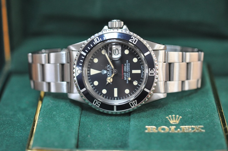 1974 'Red Submariner' 1680/0