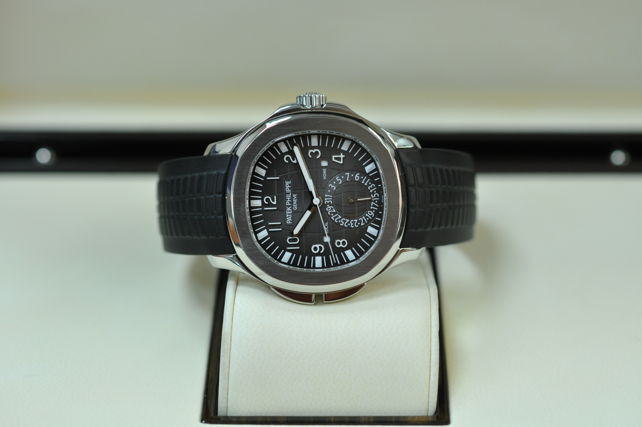 2014 Patek Philippe Aquanaut Travel Time