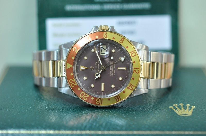 1978 GMT-Master 'Root Beer' 1675/3