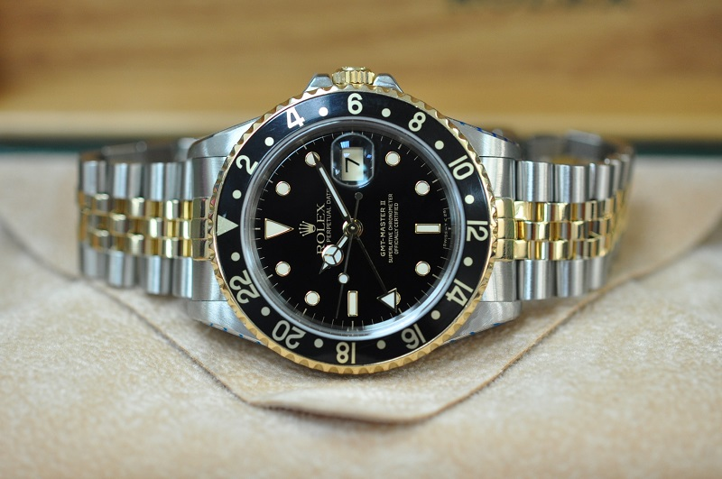 1992 GMT-Master II Steel/Gold