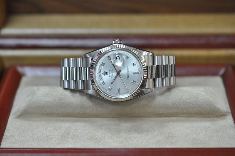 1971 Day-Date Diamond Dial 1803/9