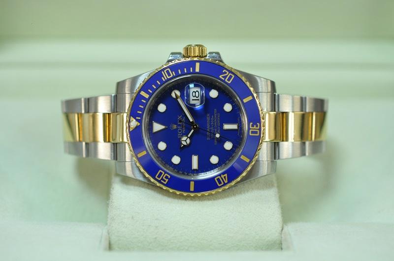2010 Submariner-Date 116613LB