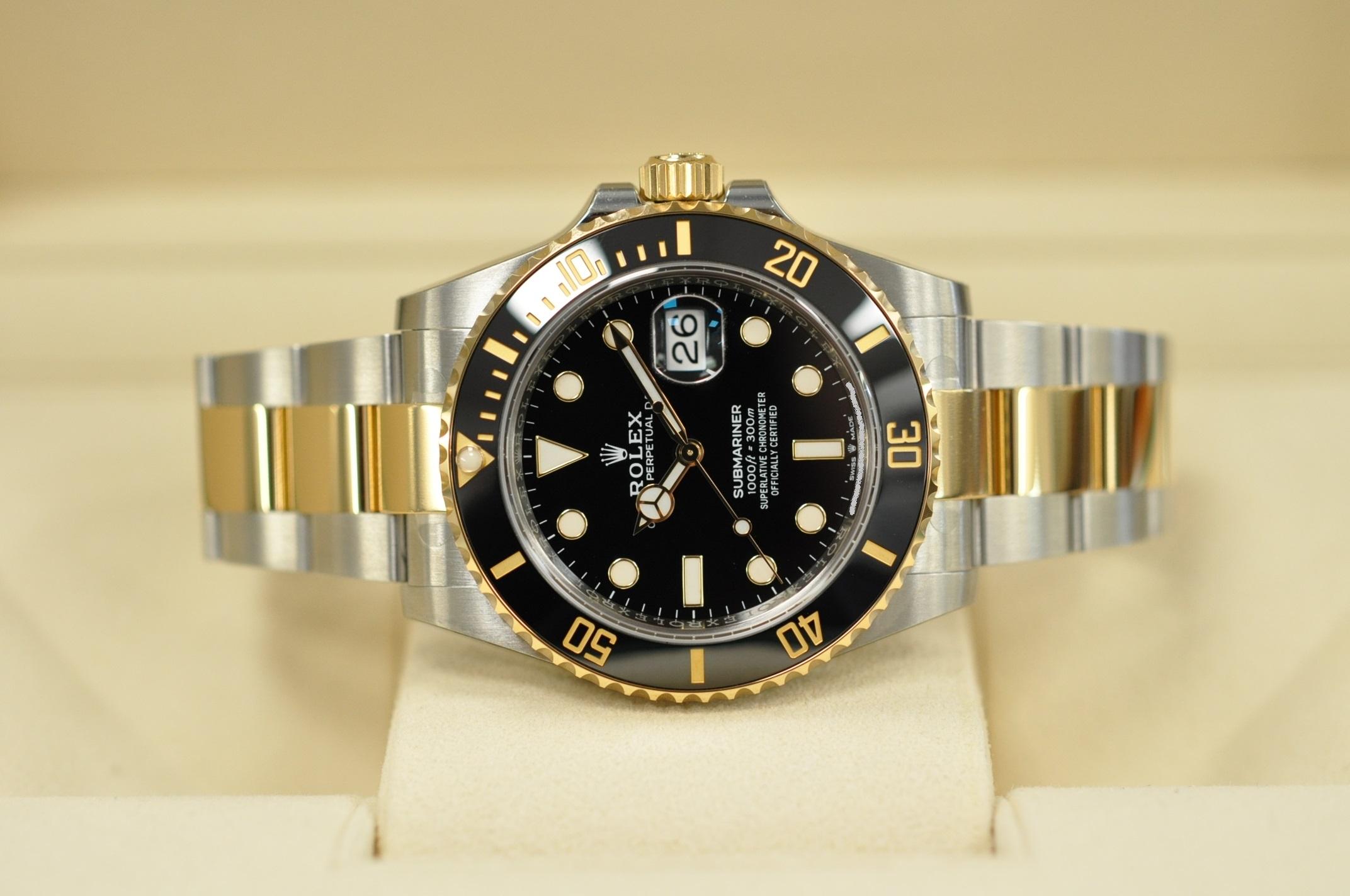 Submariner-Date 126613LN