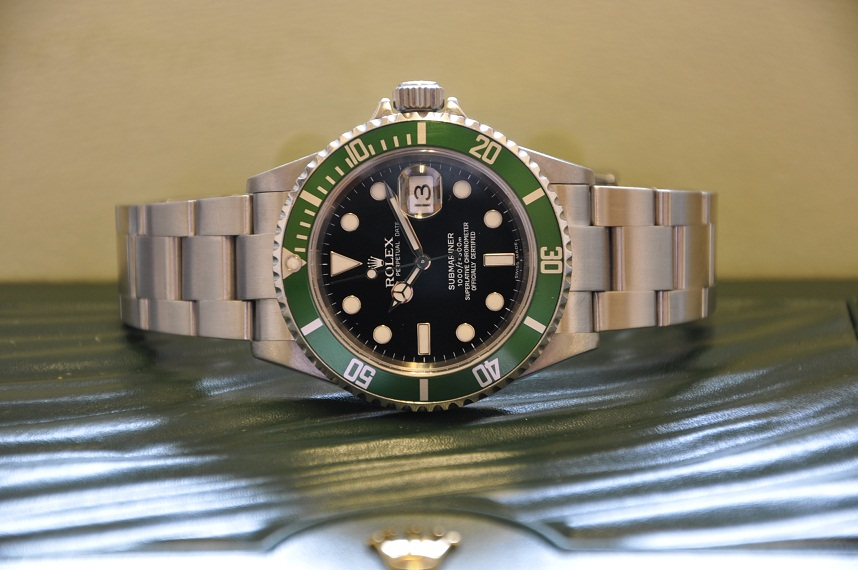 2006 Submariner Date LV