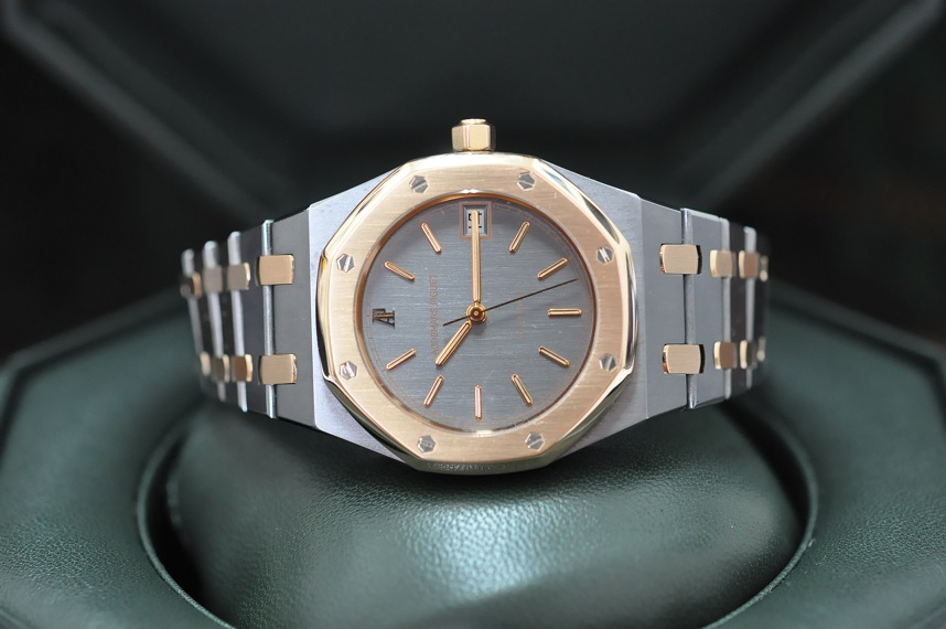 1996 Tantalum & Rose Gold Royal Oak