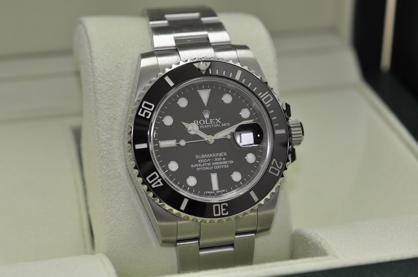 June 2014 Rolex Submariner-Date