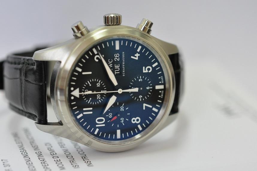 IW3717 Fliegerchronograph