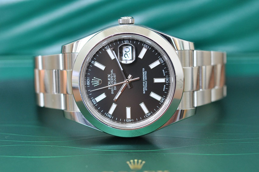 Aug 2015 Datejust II