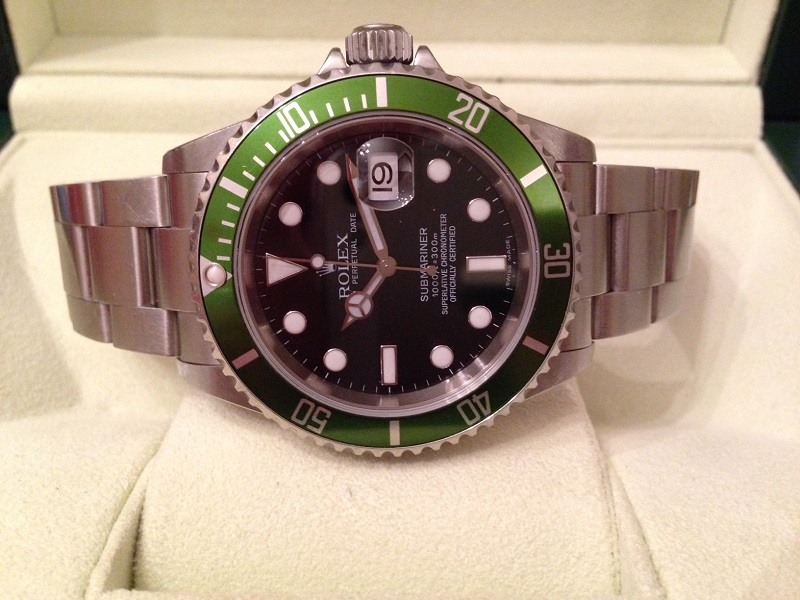 2007 Rolex Submariner 16610LV