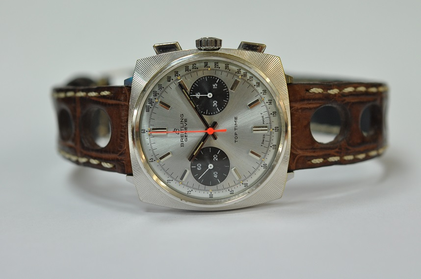 Top Time 2008 'Panda' Chronograph