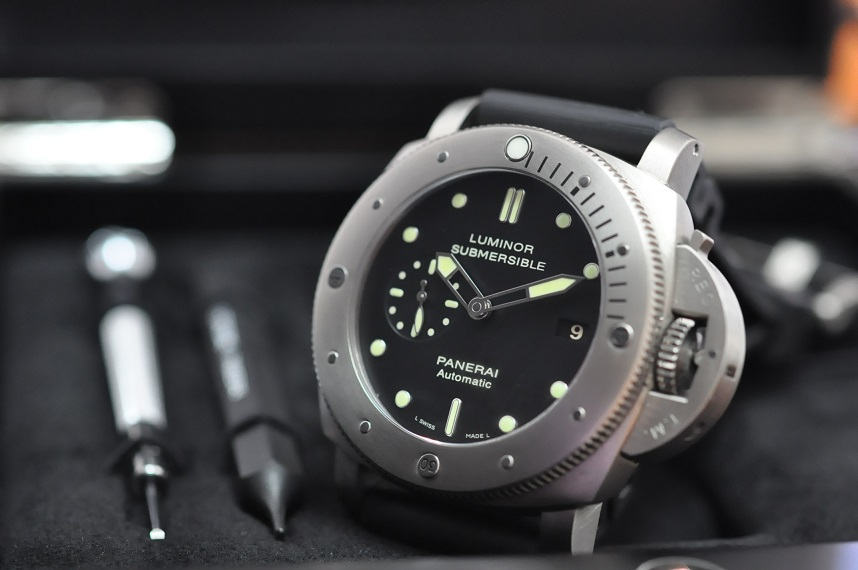 Luminor 1950 Submersible 3 Days Automatic PAM 305