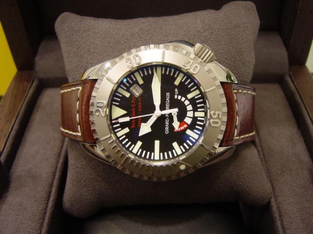 Girard Perregaux Sea Hawk Pro