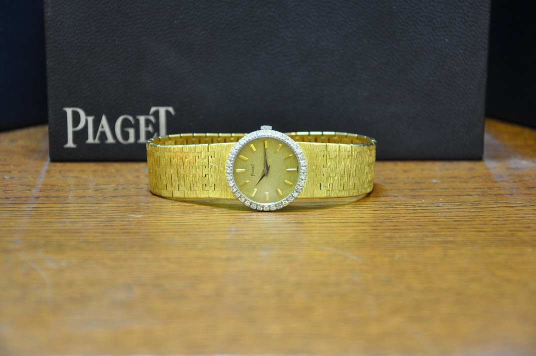 1970's 18ct Diamond set Piaget