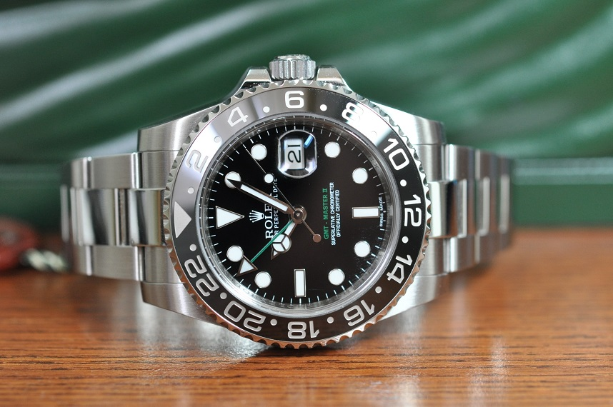 2014 GMT Master II Ceramic