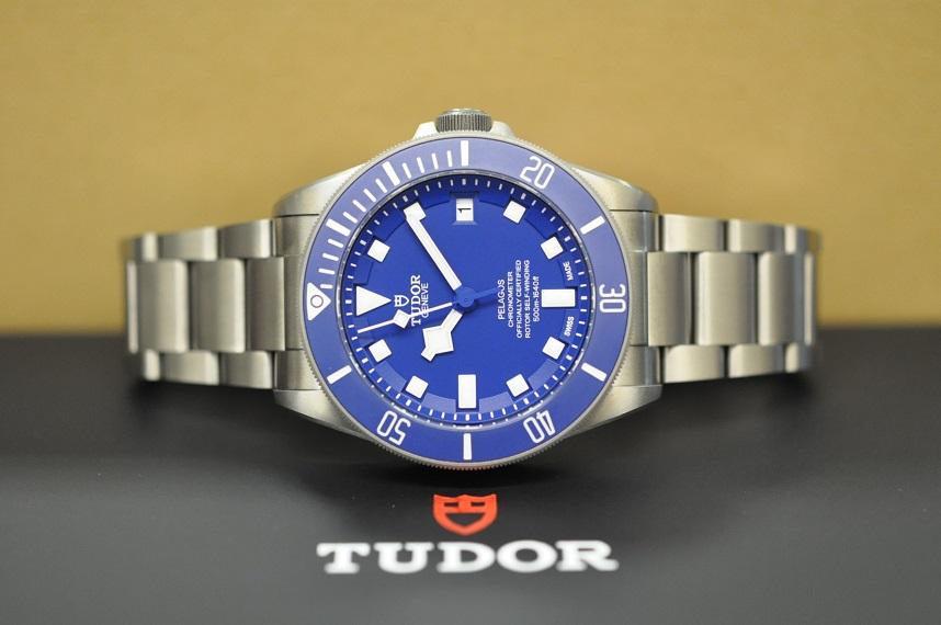 2017 Tudor Pelagios Blue