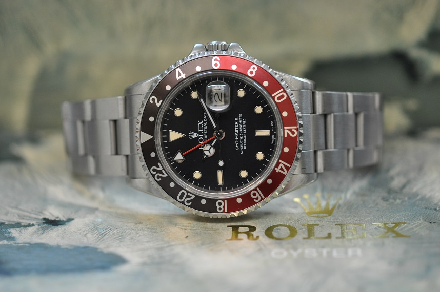1986 'Fat Lady' GMT-Master II