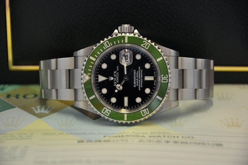 'Y' series Submariner Date LV