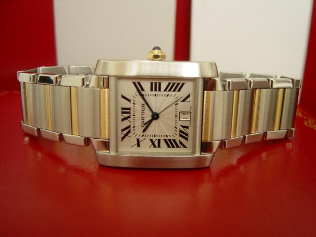 Cartier Tank Francais W51005Q4