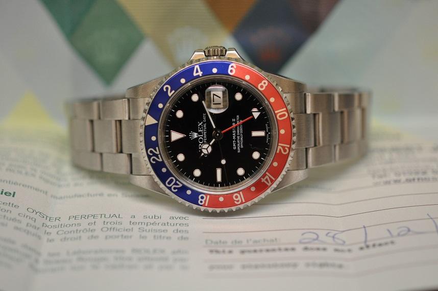 2004 'Pepsi' GMT-Master II