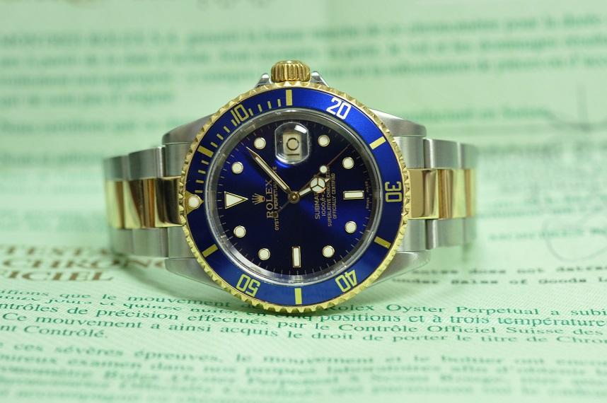 2002 Submariner-Date 16613
