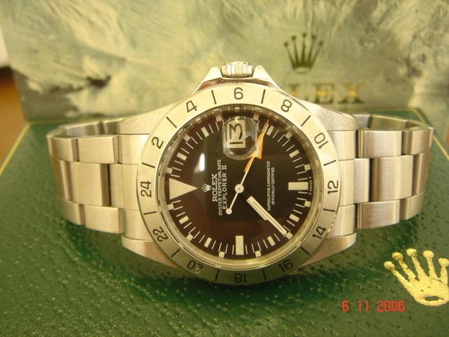 Rolex Explorer II 1655/0