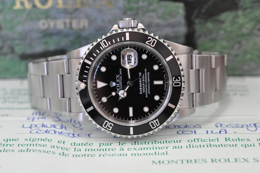 1996 Submariner Date