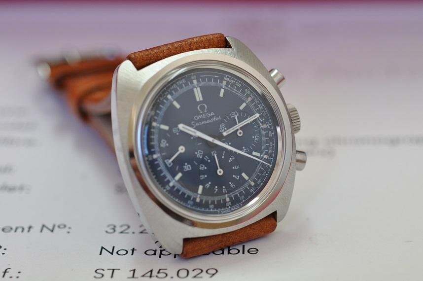 1971 Seamaster Chronograph
