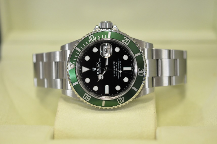 2009 Submariner Date LV