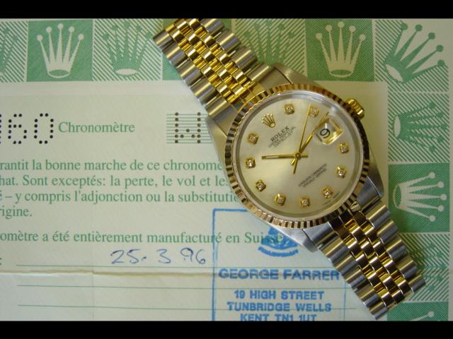 1996 Datejust 16233