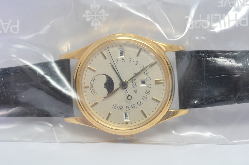 1994 5050J  Patek Moonphase Calender Retrograde
