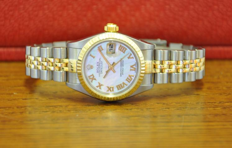 Lady Datejust 79173 Mother of Pearl