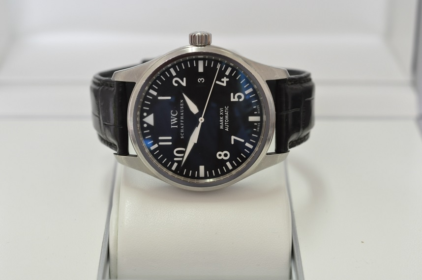 2011 Mk XVI Pilot's watch