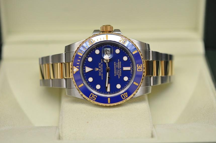 2011 Submariner 116613LB