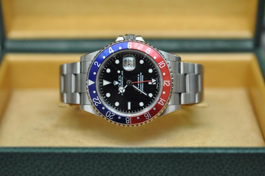 2002 'Pepsi' GMT-Master II