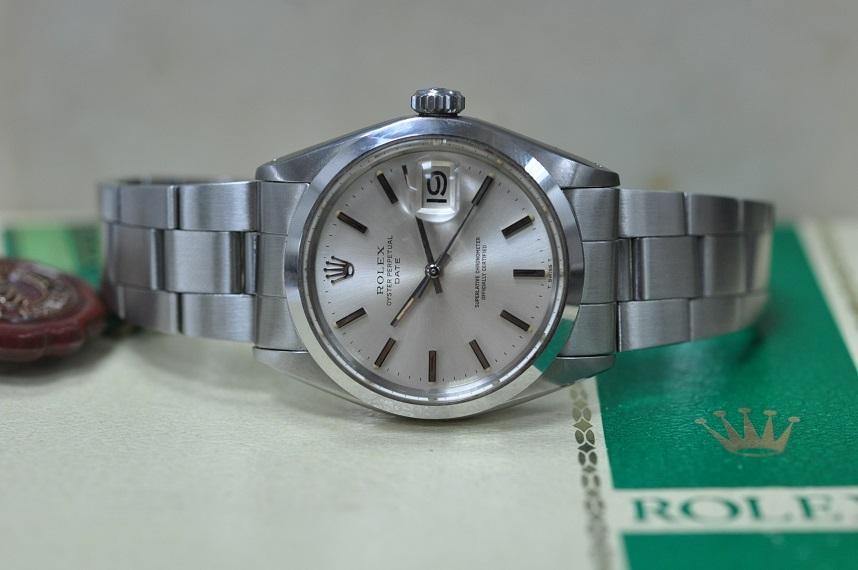 1972 Rolex Date