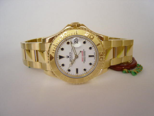 18ct Gold Yachtmaster