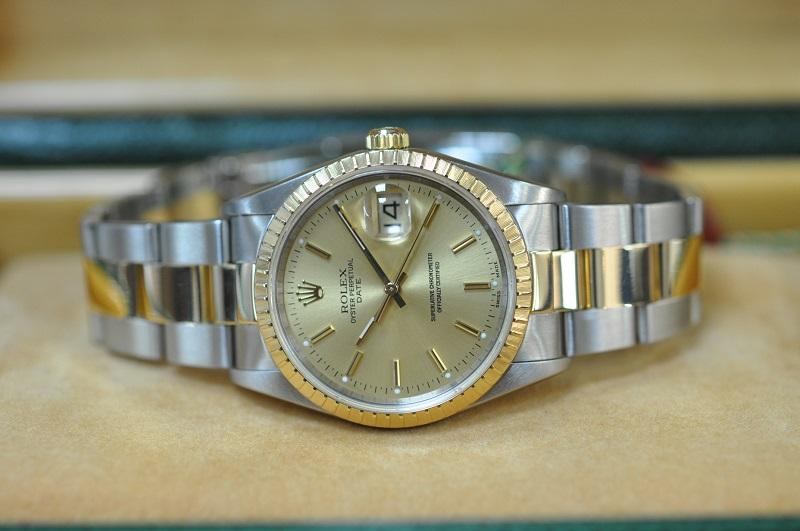 2000 Rolex Date 15223