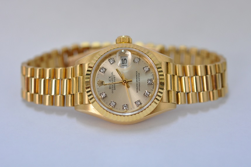 Gold Lady Datejust