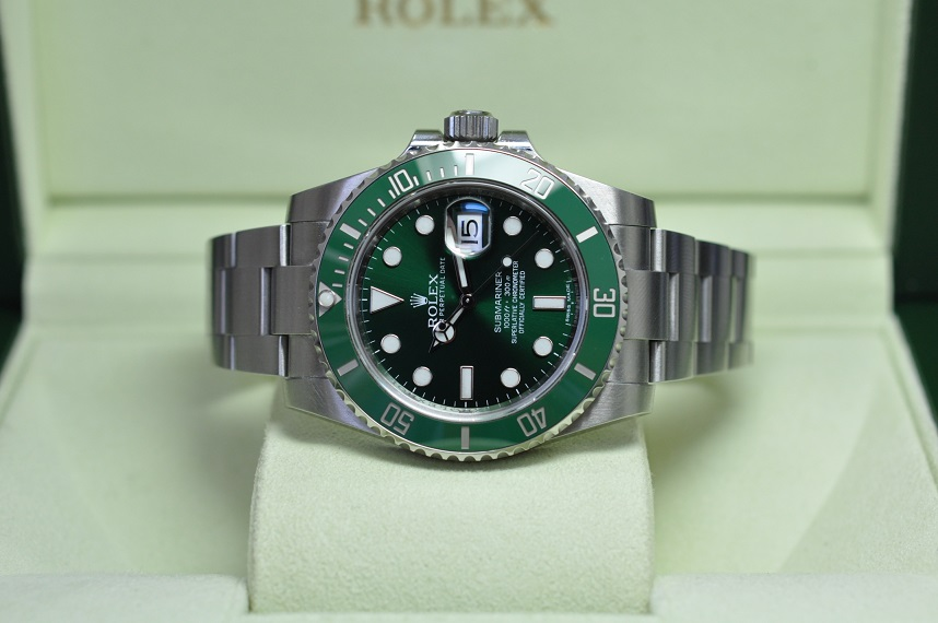 Dec 2016 unworn Submariner LV