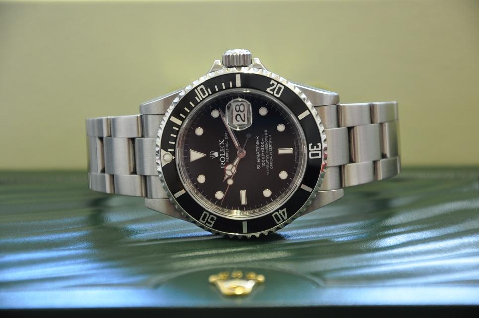 2009 Submariner Date