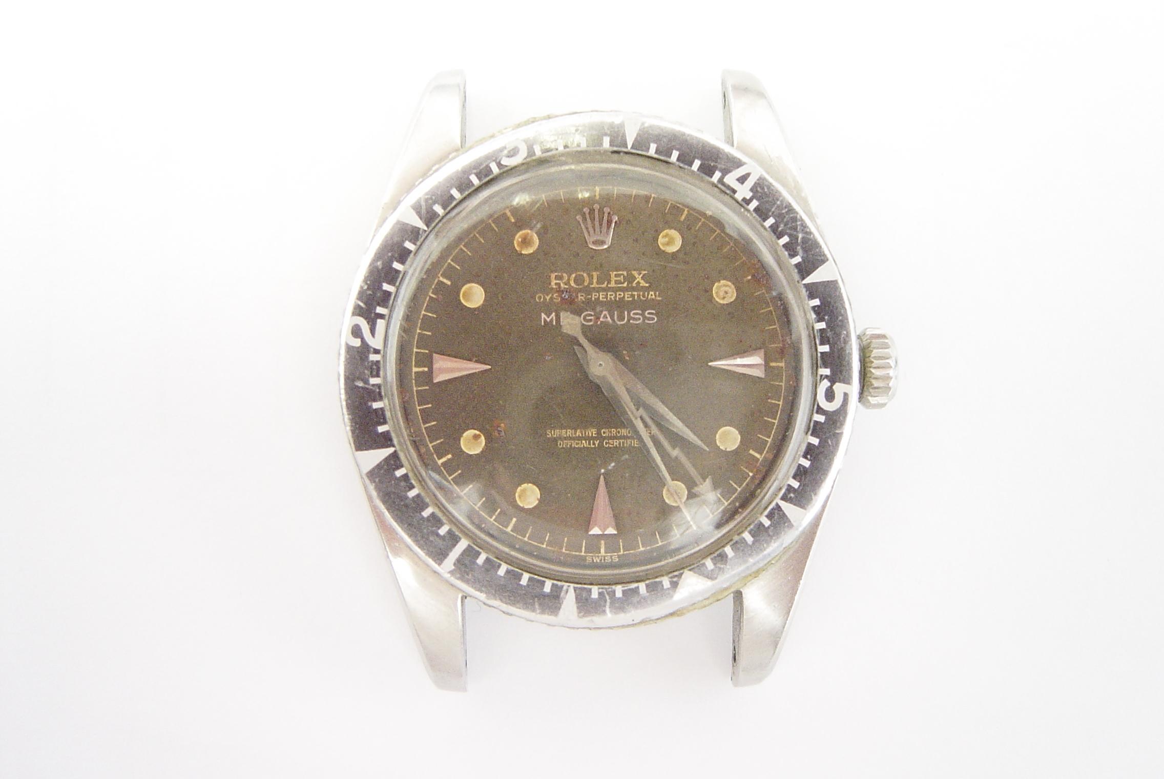 6541 Rolex Milgauss