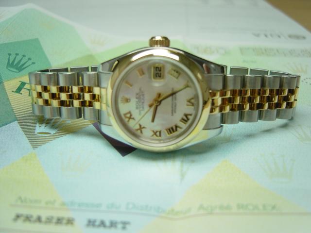 Rolex 179163