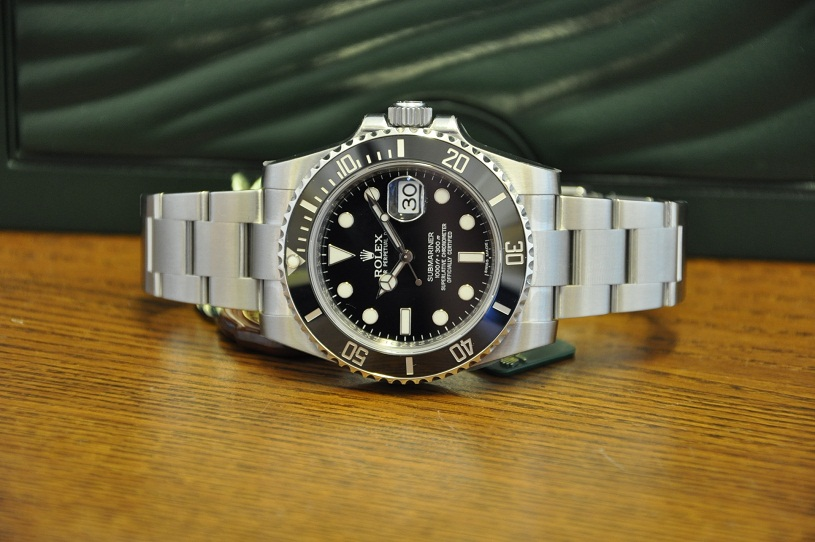 Submariner 'Ceramic bezel' 116610LN