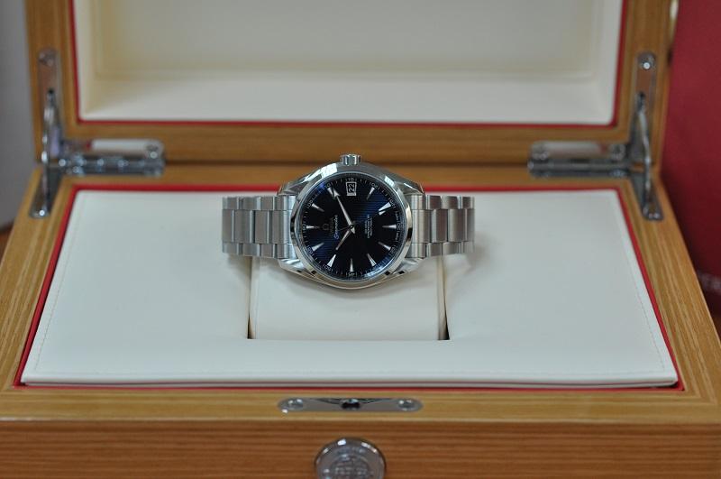 2018 Aqua Terra Chronometer