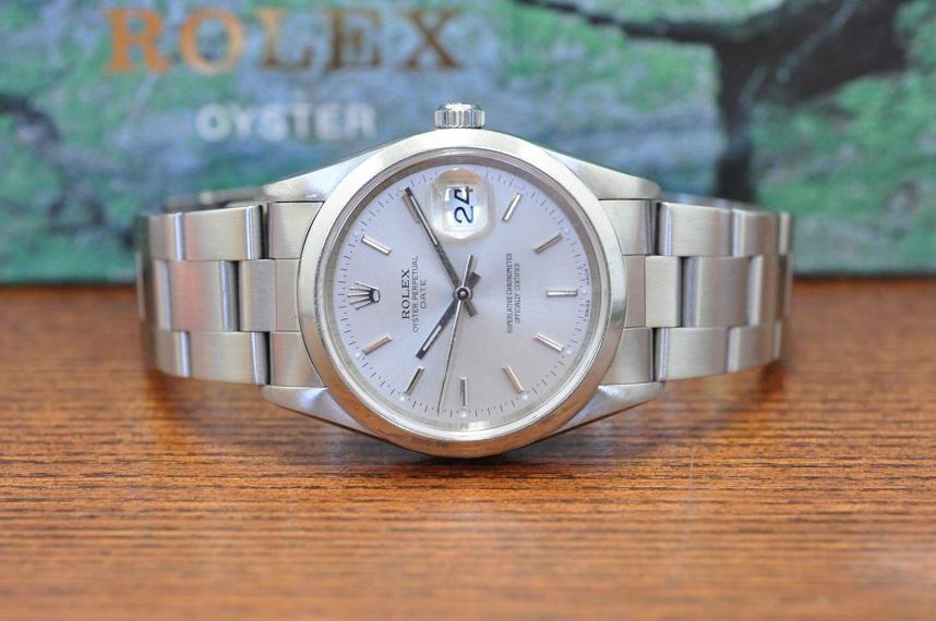 Rolex 15200 Date